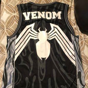 Venom Marvel Jersey